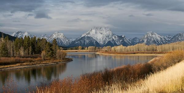 Nature Photographic Society (Singapore) - Photo of Month - November 2010  Teton National Park, Wyoming