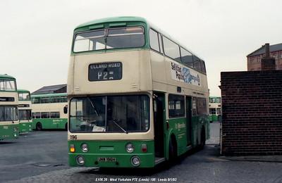 West Yorkshire PTE 196 830108 Leeds [jg]