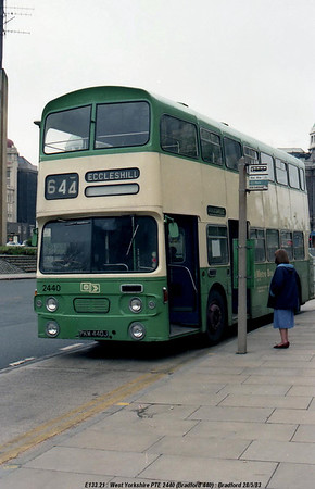 West Yorkshire PTE 2440 830528 Bradford [jg]