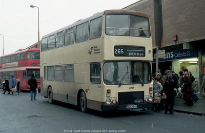 South Yorkshire 2254 830212 Barnsley [jg]