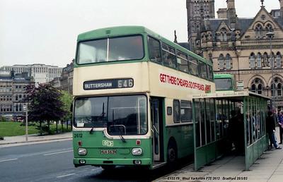 West Yorkshire PTE 2612 830528 Bradford [jg]