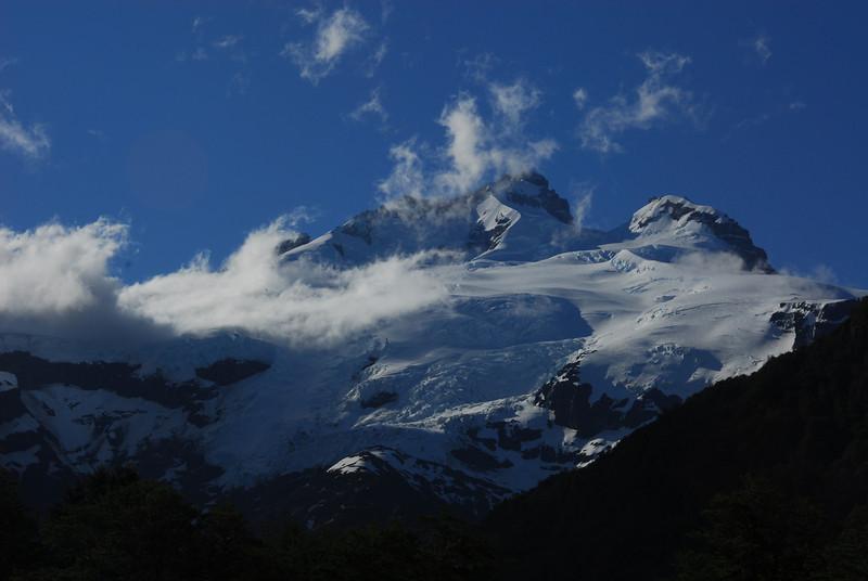Mount Tronador, Argentina