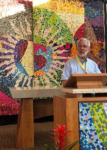 Fr. Steve Yavorsky, SJ