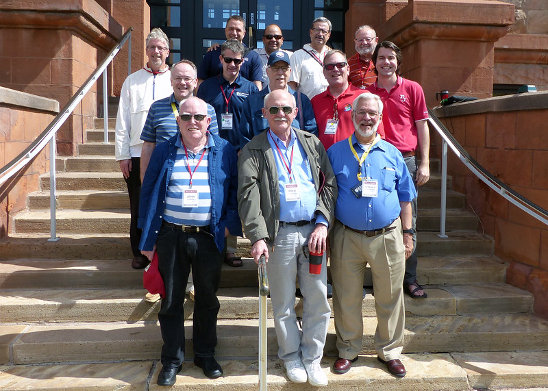 Jesuits in attendance at Reconciliation Conference