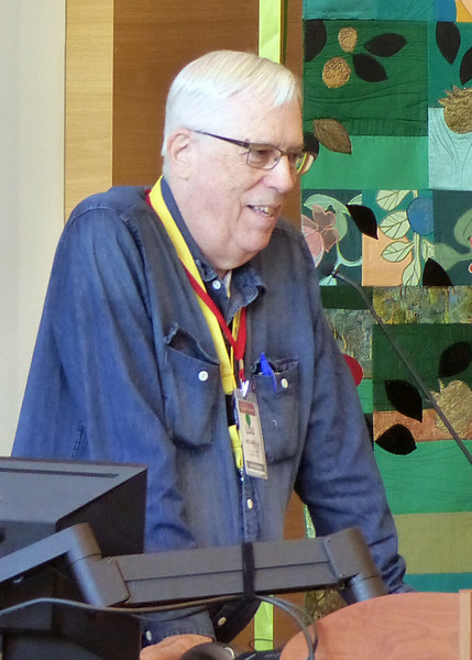 Fr. Lou McCabe, Sj