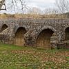 La Roque sur Cèze - pont Charles Martel