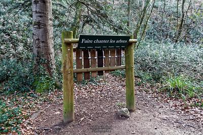 Sentier botanique de Valbonne