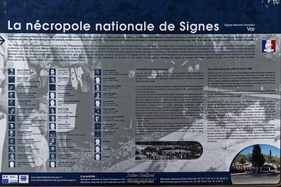Nécropole de Signes