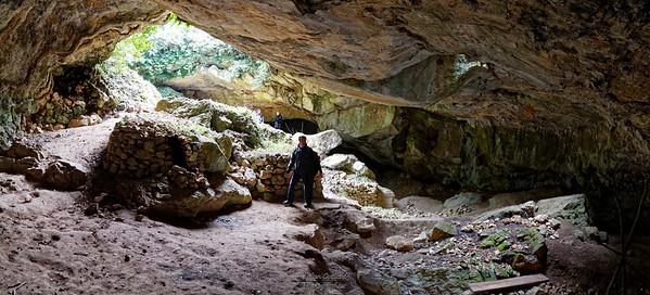 Grotte du Vieux Mounoï