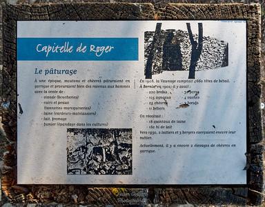 Circuit des Capitelles  - Roger
