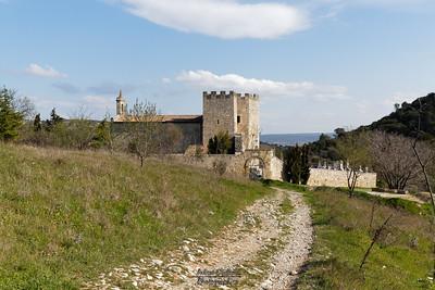 Eglise fortifiée de St Bonnet