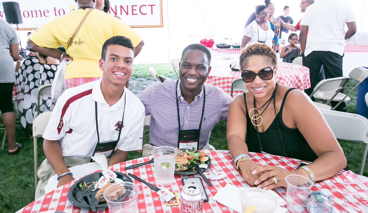 July 21-24, 2016 - Reconnect II, A Celebration of the AHANA Alumni Community. <br /> <br /> Photo by Christopher Huang (BC Alum)