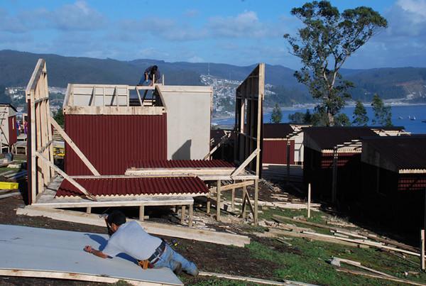 Reconstrucción Chile 2010