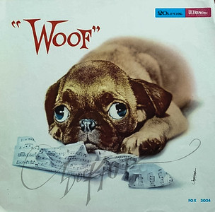 Woof, album cover by Irv Docktor
