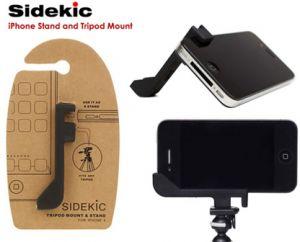 2012-07-16 Sidekic Tripod Mount & Stand $4 40