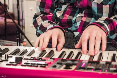 Recording w/Philipp Eder