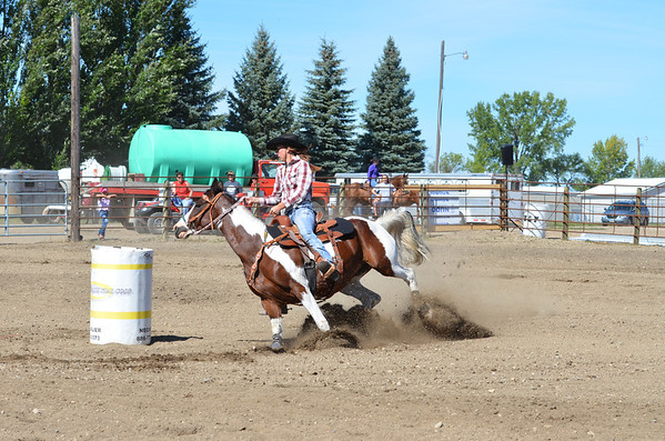 2013 Barrel Racing