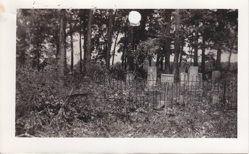D-510 Farnell Graveyard photo 1
