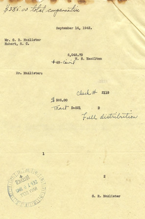 D-521 G.R. McAlister