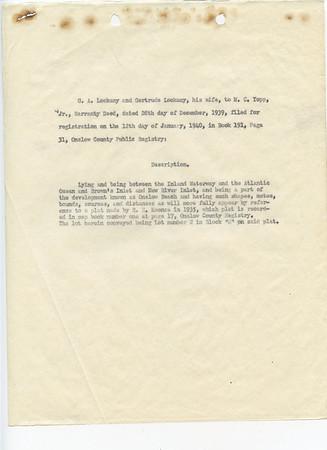E-596 M. C. Yopp & State of NC