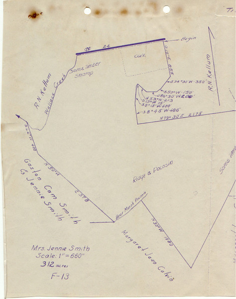 F13 J  Smith Tract map 1