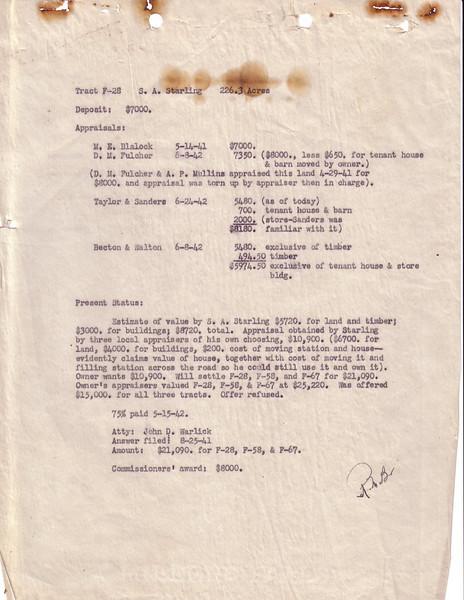 F28 Letter 1