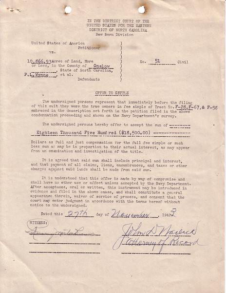 F28 Sales Agreement