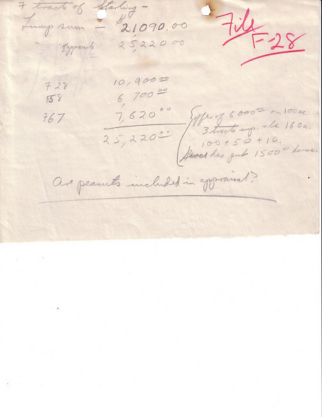 F28 Letter 3