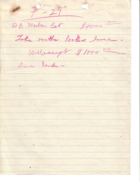 F29 Letter 1