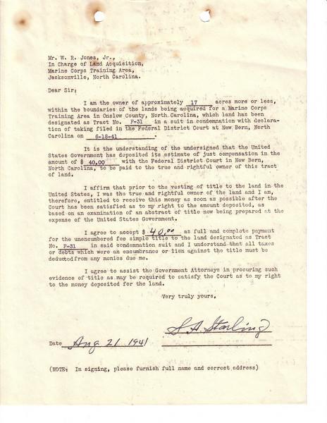 F31 Sales Agreement