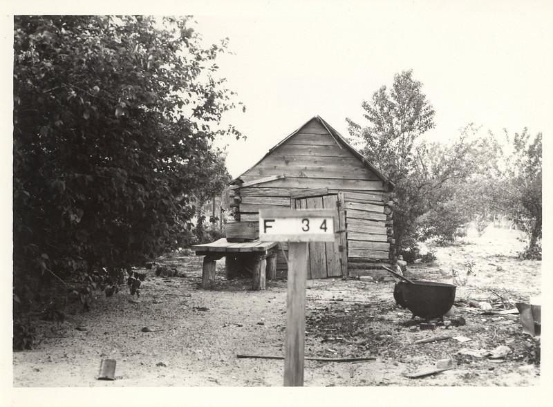 Cam Smith's Smoke house & wash pot_001