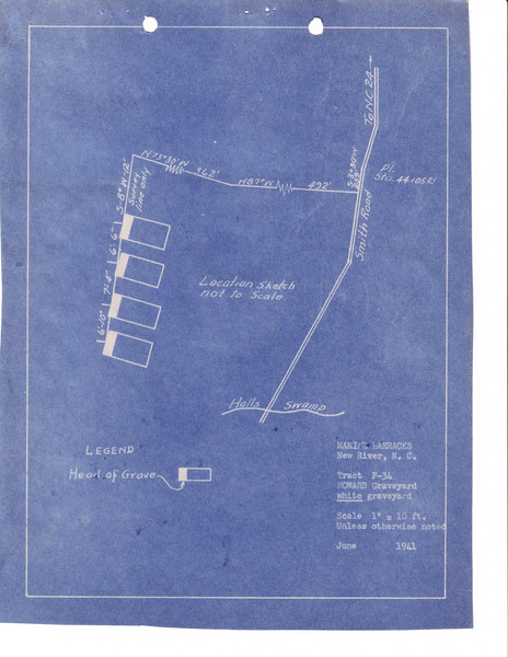 F34 Howard Cem Tract Map