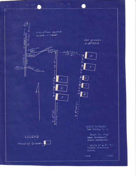 F40 Aman Cem Tract Map