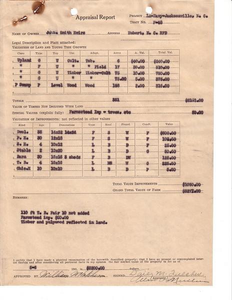 F48 Appraisal