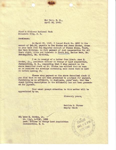 F5 Hamilton Letter 3