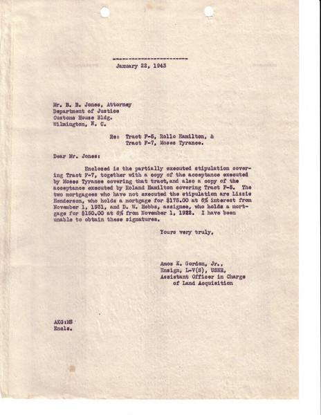 F5 Hamilton Letter 5