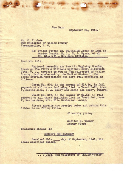 F6 Ella Henderson Tax Letter