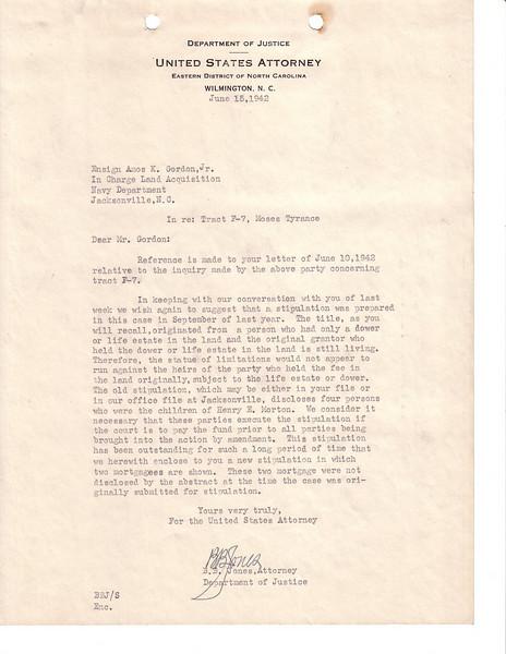 F7 Letter 8