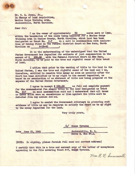 F7 Letter 6