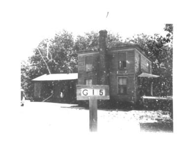 G-15 E. B. Ward