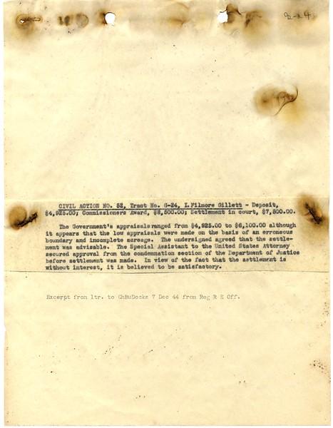 G24 Letter 9