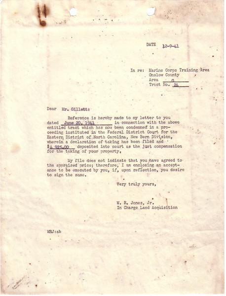 G24 Letter 1