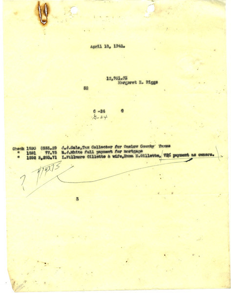 G24 Letter 8