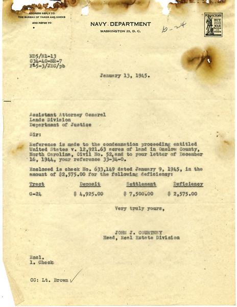 G24 Letter 5
