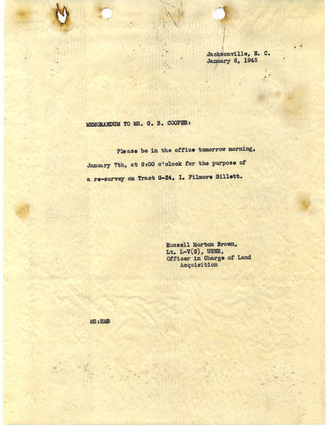 G24 Letter 6