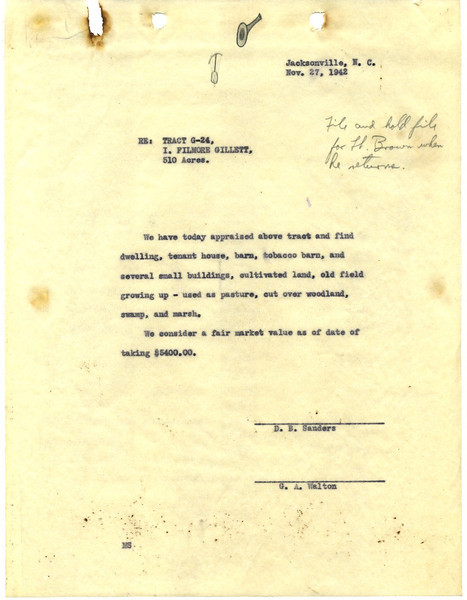 G24 Letter 7