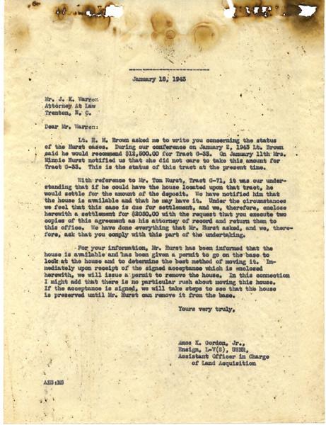 G29 Letter 5