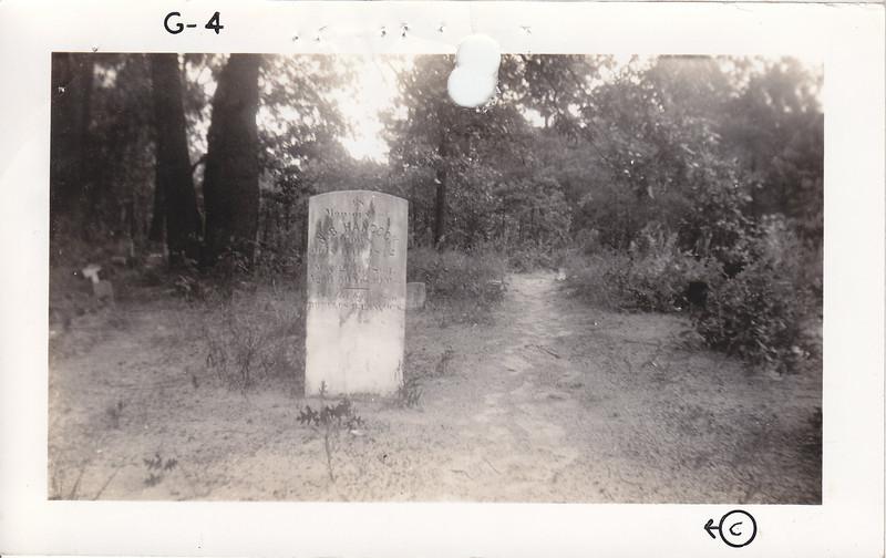 G-4 Hancock graveyard photo c