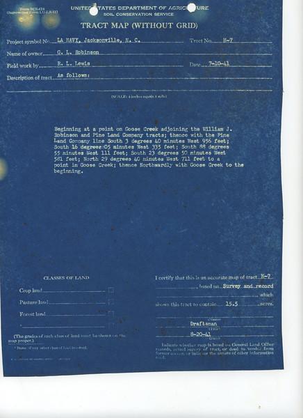 H7 Tract Description