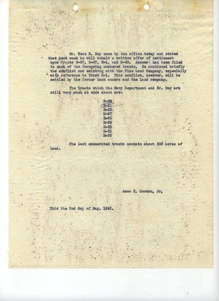 H21 Letter 5